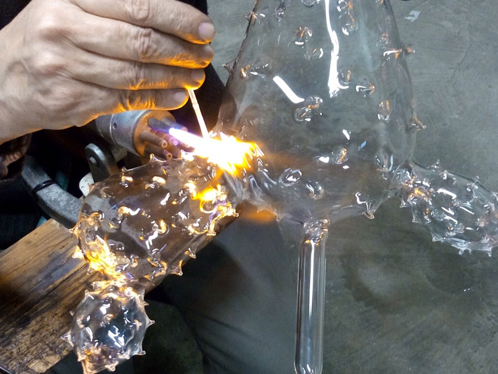 Glass manufacturing