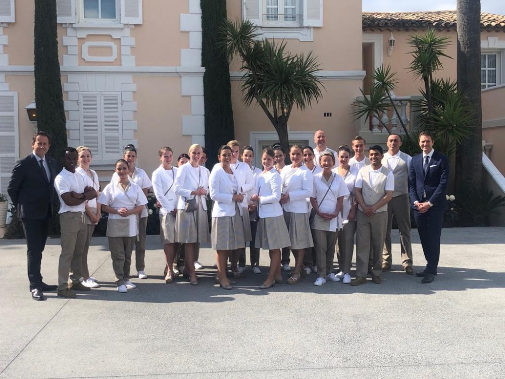Hotel Cheval Blanc - Saint Tropez