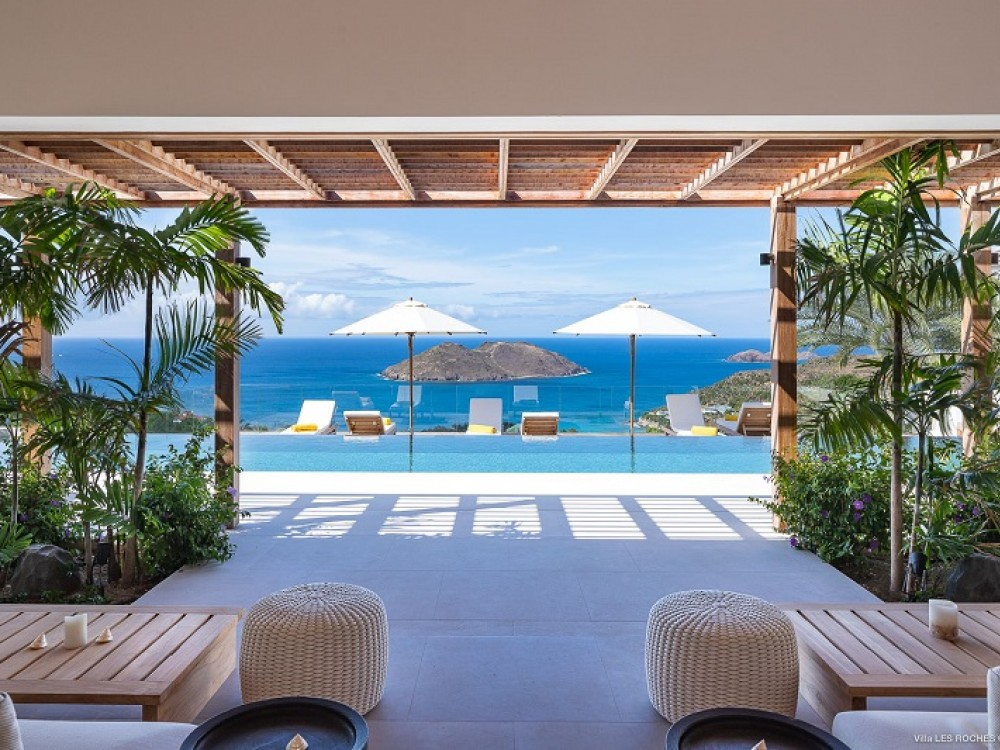 Les Roches, Saint Barth - Private residence